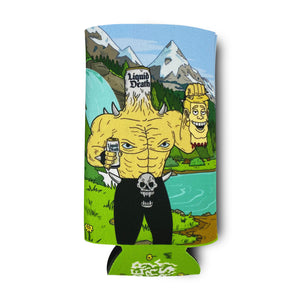 Headless Death Koozie (2-Pack)