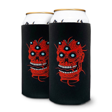 Red Death Koozie (2-Pack)