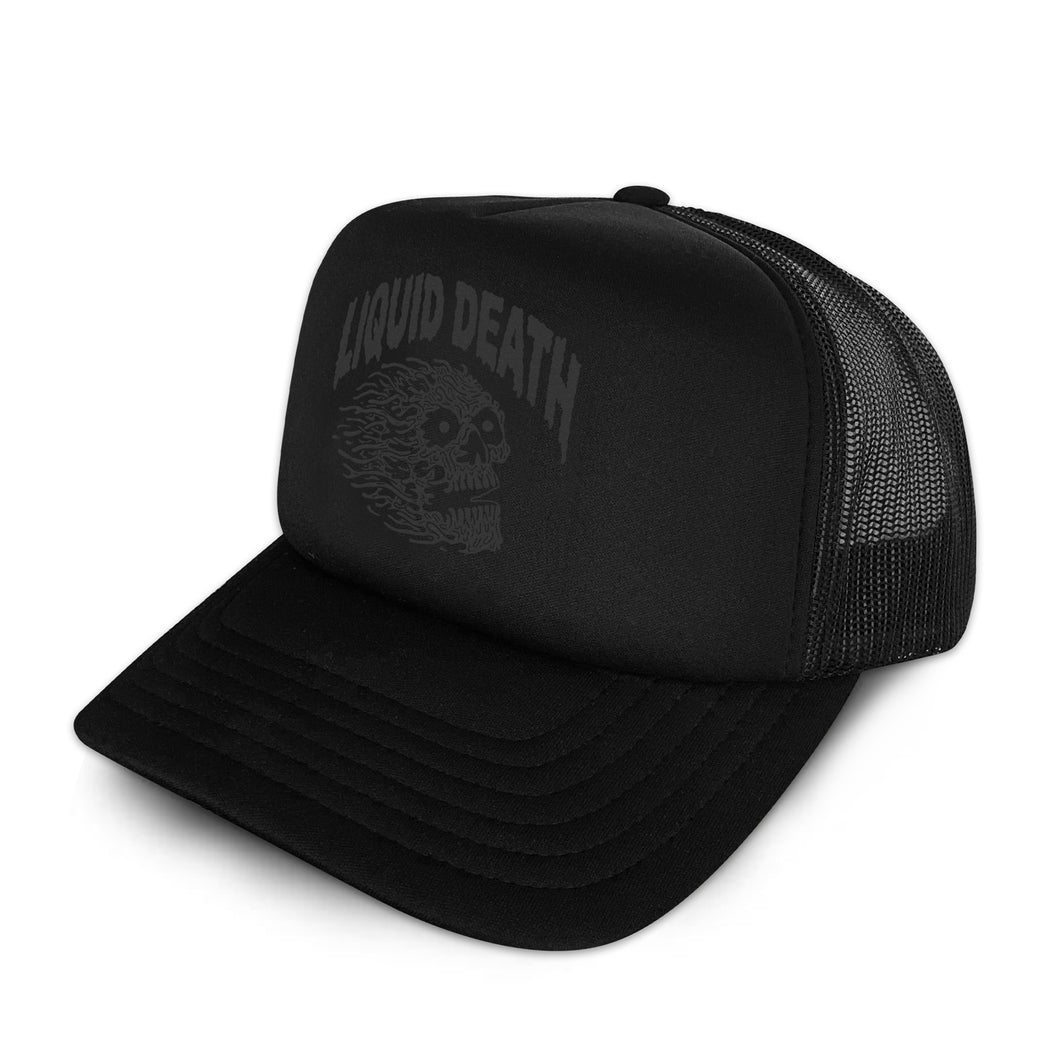 Vicious Death Hat (Murdered Out)