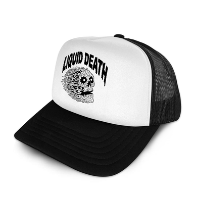 Vicious Death Hat (B&W)
