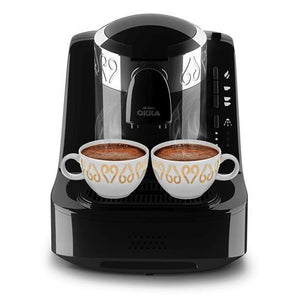 Arzum, Turkish Coffee Machine XL Black, OK001