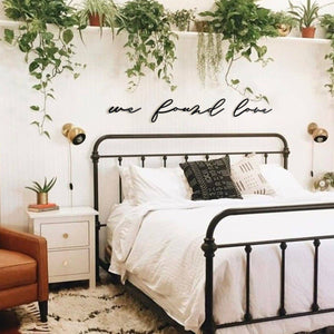 Hoagard | We Found Love Wall Art | Wall Signs and Quotes | 3 Piece