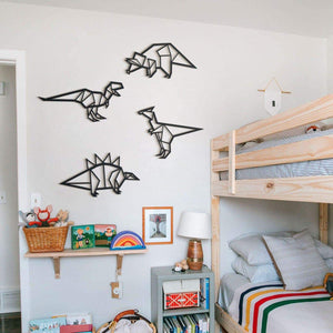 Hoagard Metal Wall Decoration, New Design | Dinosaurs
