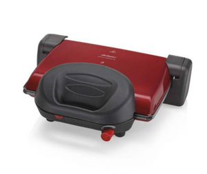 Arzum - Prego Granite Grill & Tost Maker AR2012 - Red