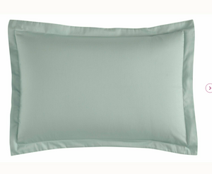 Mix & Match - Satin Pillowcase Set (2-Pack)- Mint Green - 50X70cm