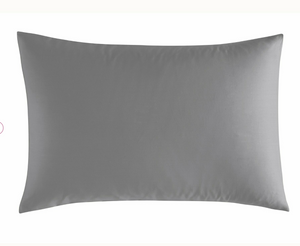 Mix & Match - Satin Pillowcase Set (2-Pack)- GRAY - 50X70cm
