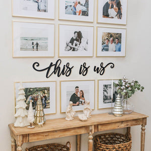 Hoagard Metal Wall Art | This Is Us