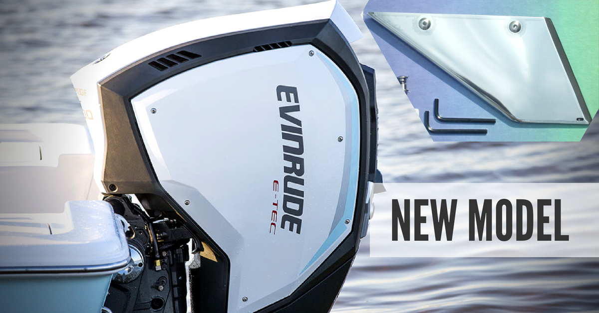 SkegShield Expands to Evinrude G2