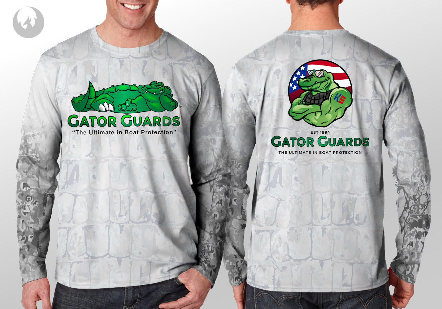 Gator Guards Long Sleeve Shirts