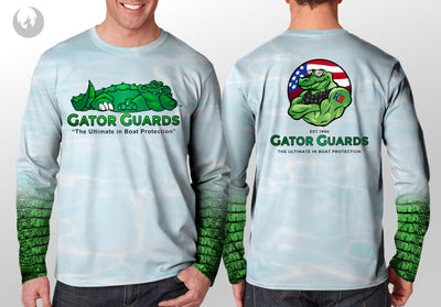 Gator Guards Ocean Shirt