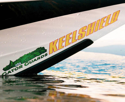 KeelShield keel guard Hull Decal