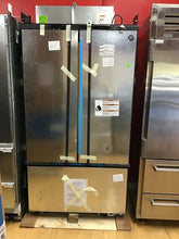 "Load image into Gallery viewer, Jenn-Air JF42NXFXDE 42"" Panel Ready Built-In French Door Refrigerator Freezer"