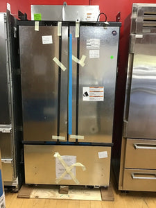 "Jenn-Air JF42NXFXDE 42"" Panel Ready Built-In French Door Refrigerator Freezer"