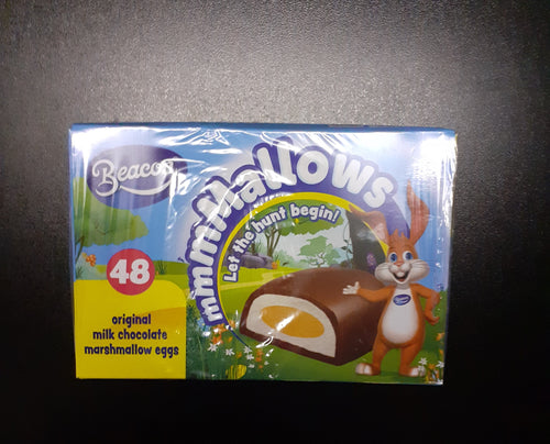 BEACON MARSHMALLOW EGGS X 48