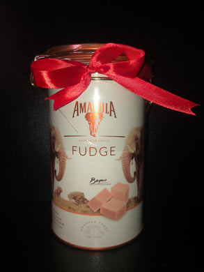 AMARULA FUDGE TIN 150G