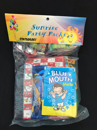 Sunrise Party Pack