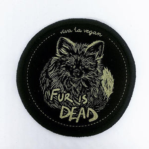 Tygmärke: Fur is dead