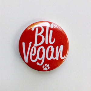 Pin: Bli vegan