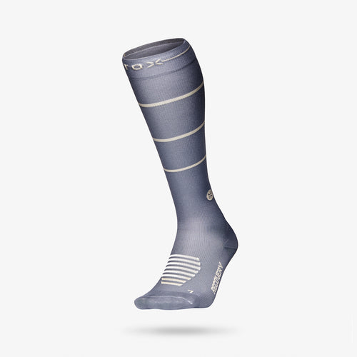 Recovery Socks Women - Grey / Beige