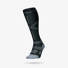 Load image into Gallery viewer, Running Socks Men - Black / Grey