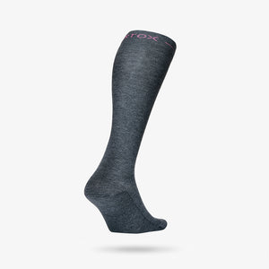 Daily/Work Socks Women - Middle Grey