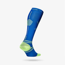 Load image into Gallery viewer, Running Socks Men - Blue / Yellow