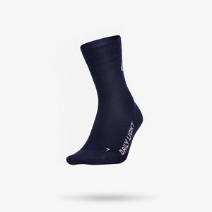 Daily Light Socks Donna - Blu Marino / Arancione