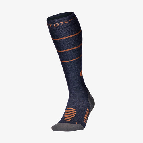 Outdoor Socks Mannen - Blauw / Terra