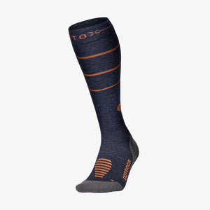 Outdoor Socks Uomo - Blu / Terra