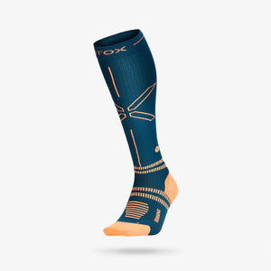 Running Socks Homme - Regatta / Orange
