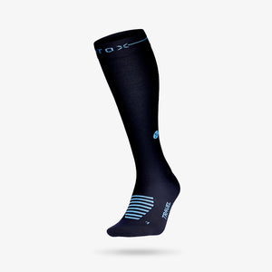 Travel Socks Women - Blue / Avio Blue