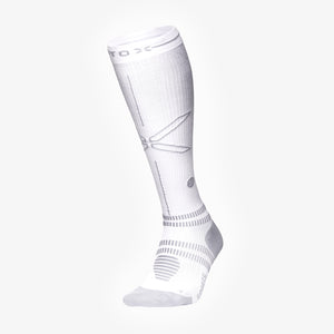 Sports Socks Men - White / Grey
