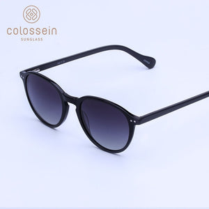 Women Vintage Cat Eye Coating Sunglasses