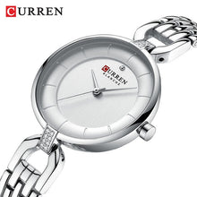 Load image into Gallery viewer, Women Luxury Fashion Stainless Steel Watch