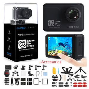 Pro SE Touch Screen Action Camera