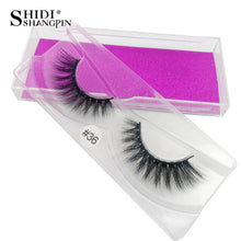 Load image into Gallery viewer, Handmade 3d mink eyelashes