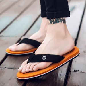 Men Summer Korean big size Slippers