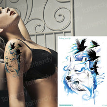Load image into Gallery viewer, Temporary tattoo designs stickers