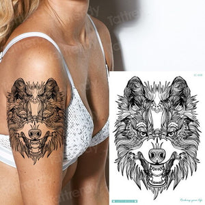 Temporary tattoo designs stickers
