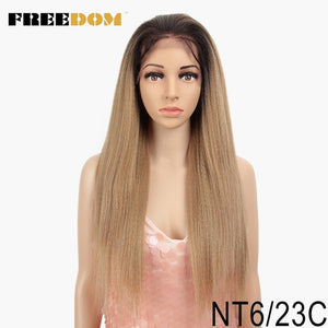 Women Synthetic Lace Front Wigs