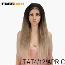Load image into Gallery viewer, Women Synthetic Lace Front Wigs
