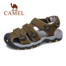 Load image into Gallery viewer, New Men's Summer CAMEL Sandals