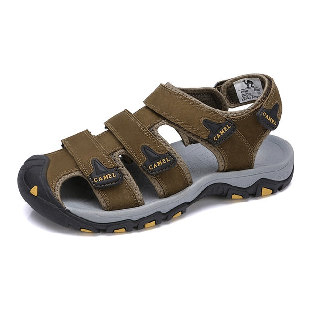 New Men's Summer CAMEL Sandals