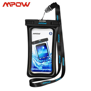 Float-able Universal IPX8 Waterproof Case Bag