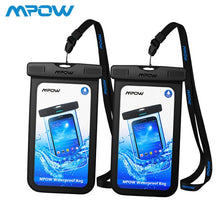 Load image into Gallery viewer, Float-able Universal IPX8 Waterproof Case Bag