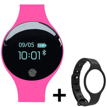 Load image into Gallery viewer, Silicone Digital LED Wristwatch