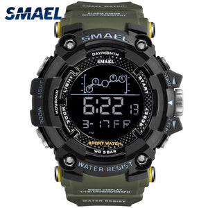 Mens Military Water resistant Sport watch