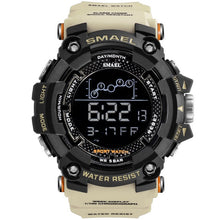 Load image into Gallery viewer, Mens Military Water resistant Sport watch