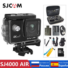 Load image into Gallery viewer, Original SJCAM SJ4000 Air 4K Wi-Fi Action Camera 16MP