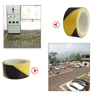 Nano Magic Premium Black/yellow Hazard Tape